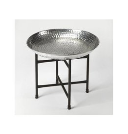 Butler Metal Tray Table