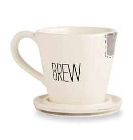 """BREW"" Tea Mug Set"