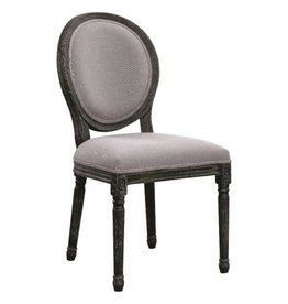 Coaster Oval Back Dining Room Chair