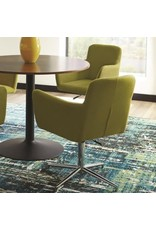 Coaster Adjustable Modern Dining Chair--Yellow