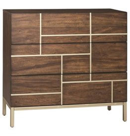 Coaster Mid-Century Modern Accent Cabinet