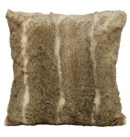 Harp & Finial Aztec Square Pillow