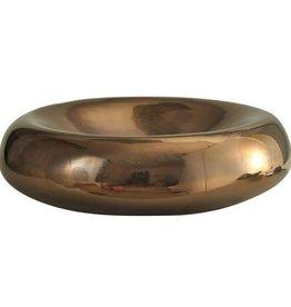 Harp & Finial Haba Wall Hangin Plate--Copper