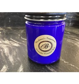Olympic Candle Lavender Essential Oils Candle