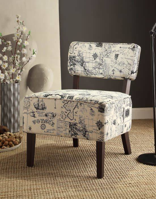Awesome Chair Vintage Accent Chair Inzonedesignstudio Interior Chair Design Inzonedesignstudiocom