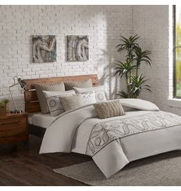 Anira 3 Piece Cotton Comforter Mini Set