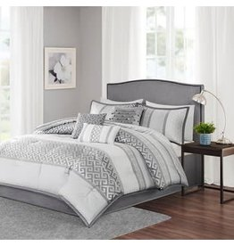 Bennett 7 Piece Comforter Set Queen