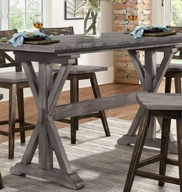 Homelegance Amsonia Counter Height Dining Table