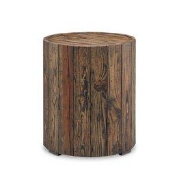 Dakota Round End Table