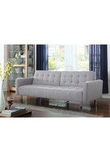 Coaster Futons Button Tufted Sofa Bed