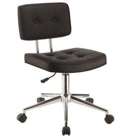 Coaster Armless Modern Office Chair
