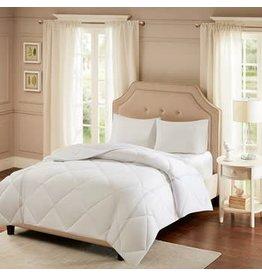 Smart Cool Microfiber Coolmax Down Alternative Comforter--QUEEN