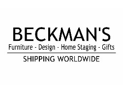 Beckman's - Furniture, Design, Home Staging, Shipping Worldwide