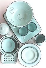 Enamelware Dinner Plate