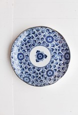 Plate - Blue Karakusa