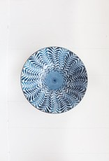 Bowl - Blue Fern