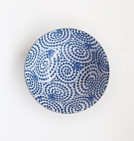 Blue Light Curl Bowl