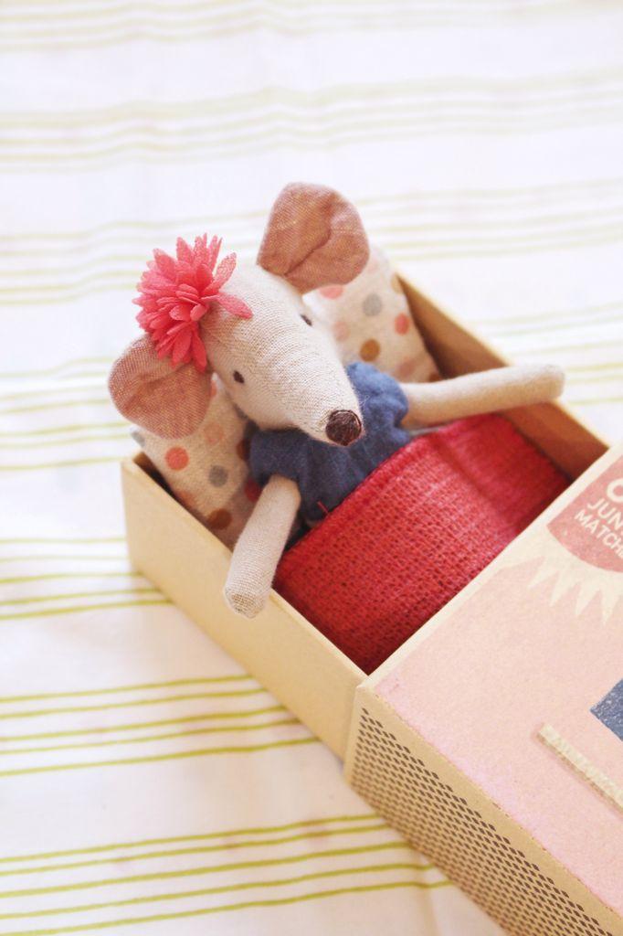Matchbox Mouse - Big Sister
