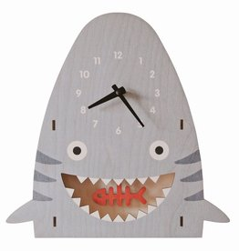 Pendulum Clock - Shark