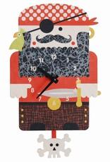 Pendulum Clock - Pirate