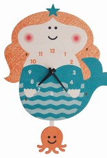 Pendulum Clock -Mermaid