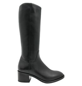 Aquatalia Aquatalia Black Calf Waterproof Knee Boot Justina