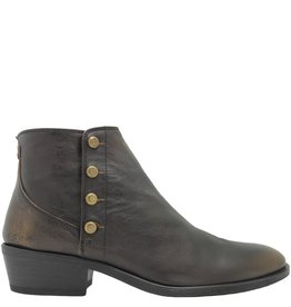 Fiorentini+Baker Fiorentini+Baker Brown Burnished Studded Ankle Boot Cing