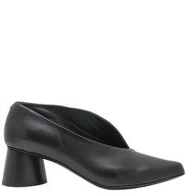 Halmanera Halmanera Black Medium Heel Pump Arora