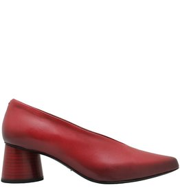 Halmanera Halmanera Red Point Toe Pump Elliptical Heel Ava
