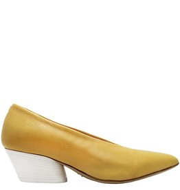 Halmanera Halmanera Baby Yellow White Heel Luna