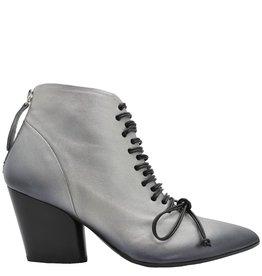 Halmanera Halmanera Metal Lace-Up Ankle Boot Vina