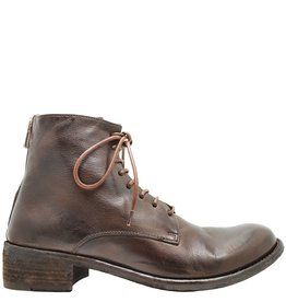 Officine Creative OfficineCreative Cigar Lace-Up Boot Galia