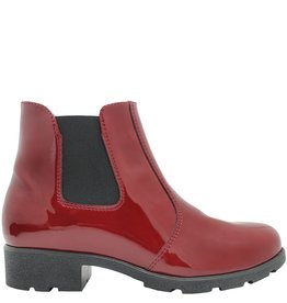 PalmrothOriginal PalmrothOriginal Red Patent Waterproof Chelsea 8323