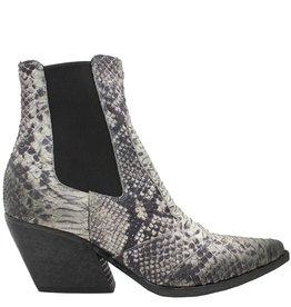 Elena Iachi ElenaIachi Roccia Printed Chelsea Medium Heel 2002