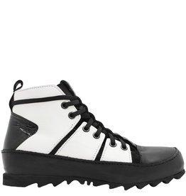 Ixos Ixos Black White Sneaker 7052