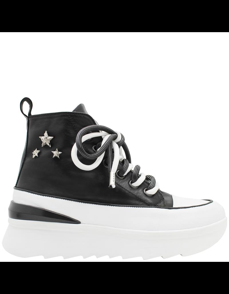 Now Now Black High Top Sneaker 5717