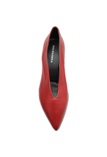 Halmanera Halmanera Red Point Toe Pump Luna