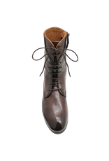 Pantanetti Pantanetti Chestnut Flat Lace-Up Boot 1220