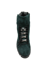 Now Now Pine Nubuck Side Zipper Hiker Boot 5677