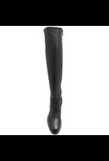 Elena Iachi ElenaIachi Black Inside Full Zipper Knee Boot 2138