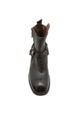 LeMargo LeMargo Cordovan Moto Boot With Harness 2284