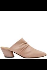 Halmanera Halmanera Peony Ruched Mule With Matching Pink Heel 2005