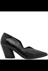 Halmanera Halmanera Black Patent Medium Heel Pump 2008