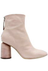 Halmanera Halmanera Peony High Heel Back Zipper Boot 2013
