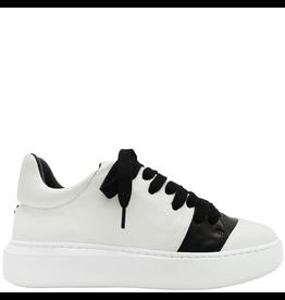 Halmanera Halmanera White Black Sneaker 2017