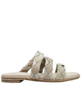 Now Now Cream Off White Three Band Sandal Lily