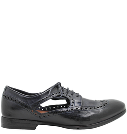 LeMargo LeMargo Blue Lace-Up Open Sides 2202