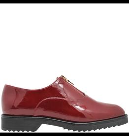PalmrothOriginal PalmrothOriginal Red Patent Top Zipper Waterproof Shoe 8500