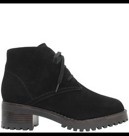 PalmrothOriginal PalmrothOriginals Black Suede Lace-Up Waterproof Desert Boot 8315