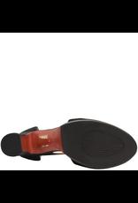 ChieMihara ChieMihara Black Suede Buckled Two Piece Shoe JoMaho